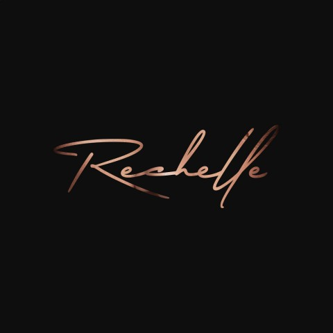 Rechelle Mansour Logotype